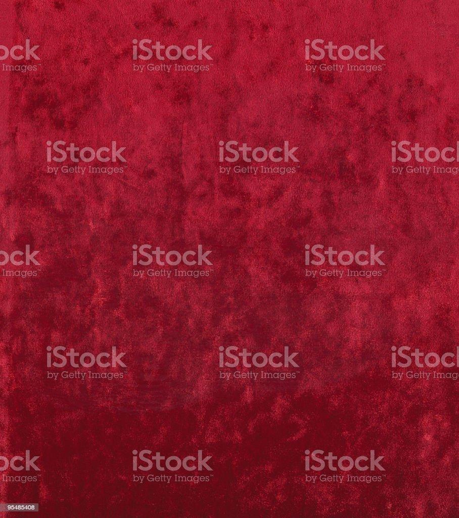 Red velvet background stock photo