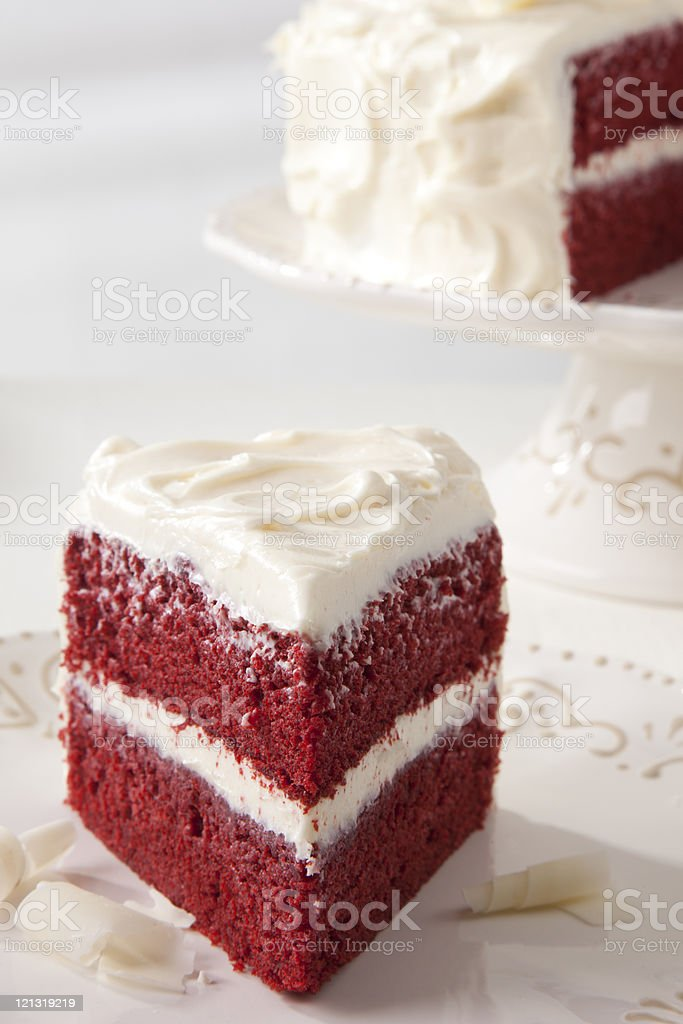 Red Velvet straight to the camera royalty-free stock photo