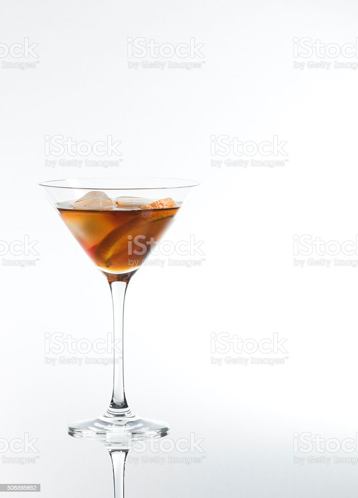 red vermouth stock photo