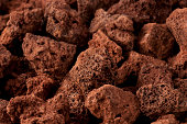 Red Volcanic Rocks