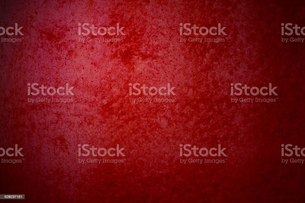 Red Wall as background stock photo