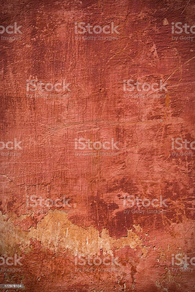 Red Wall Background royalty-free stock photo