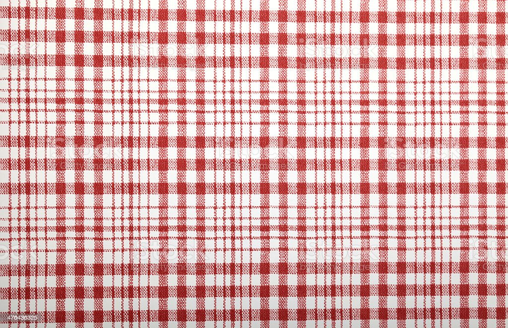 Red wall paper with square pattern royalty-free stock photo