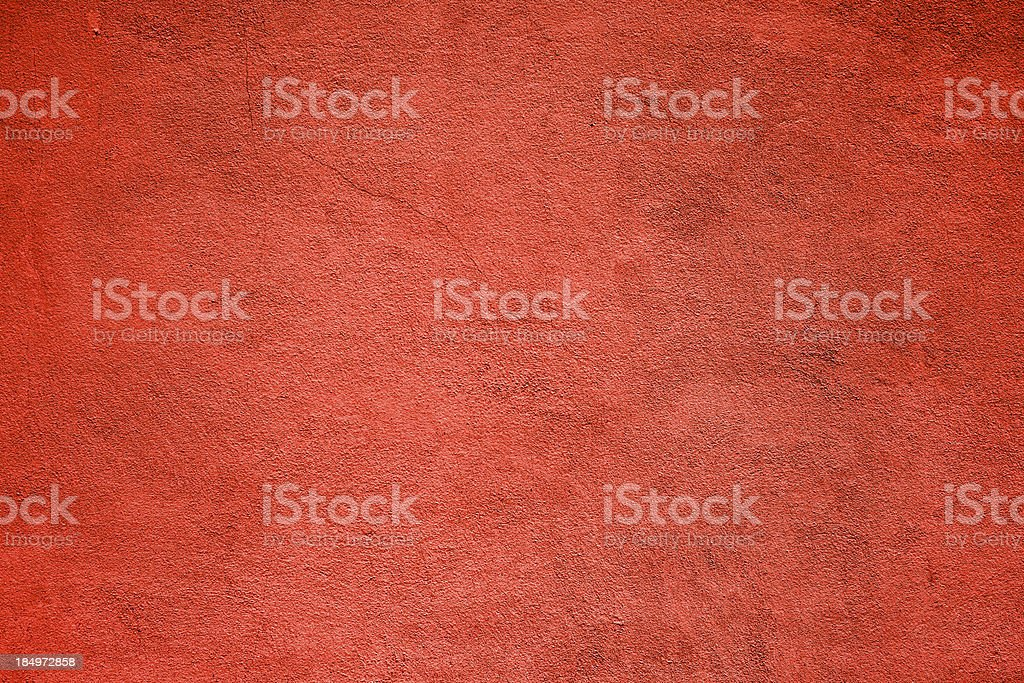 Red Wall Texture Background Pattern Nobody royalty-free stock photo