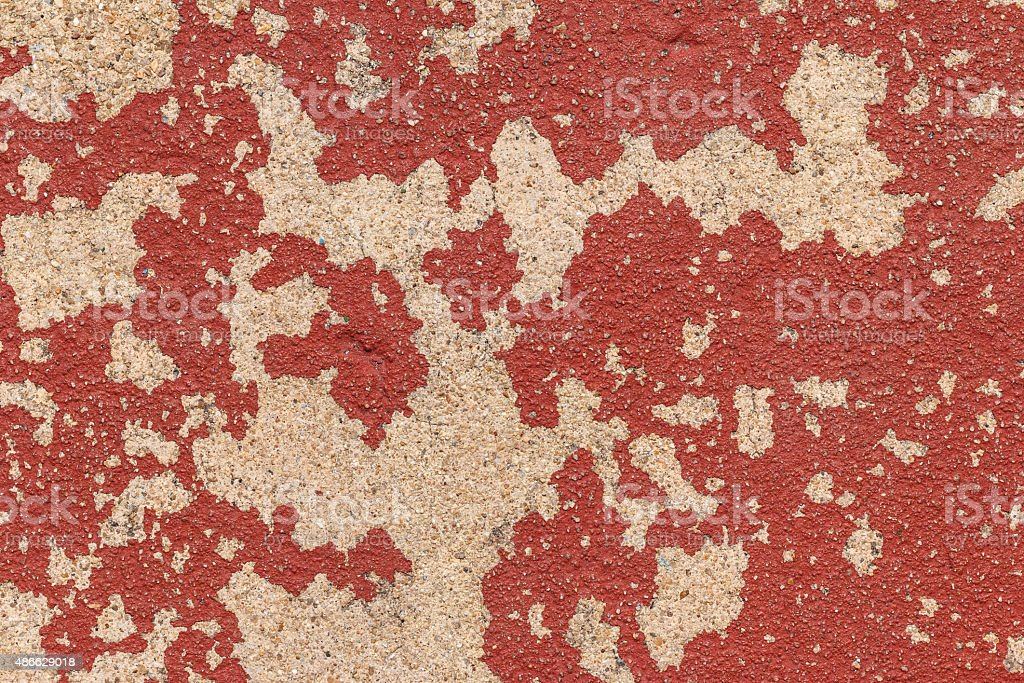 Red wall texture. stock photo