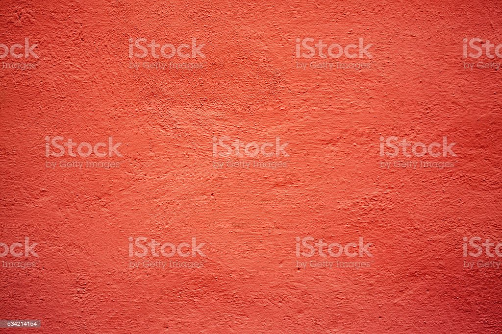 Red Wall Texture stock photo