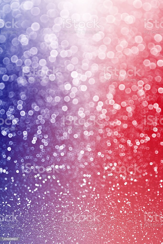 Red White and Blue Background stock photo