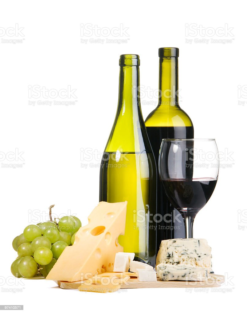 Red wine and cheese table top photography royalty-free stock photo