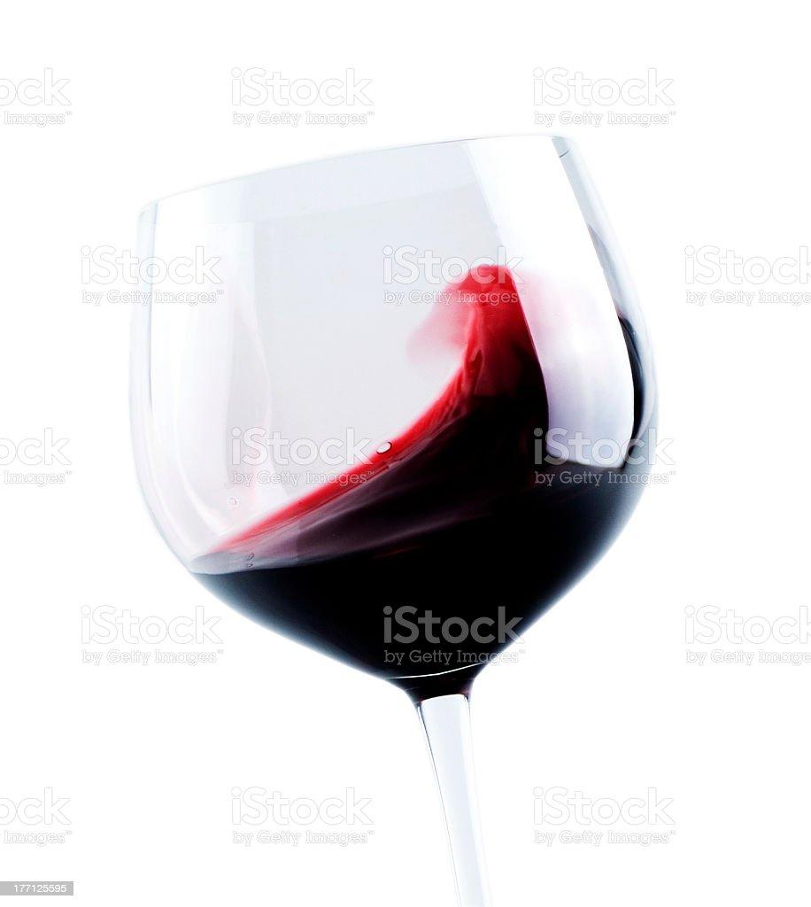 red wine degustation royalty-free stock photo