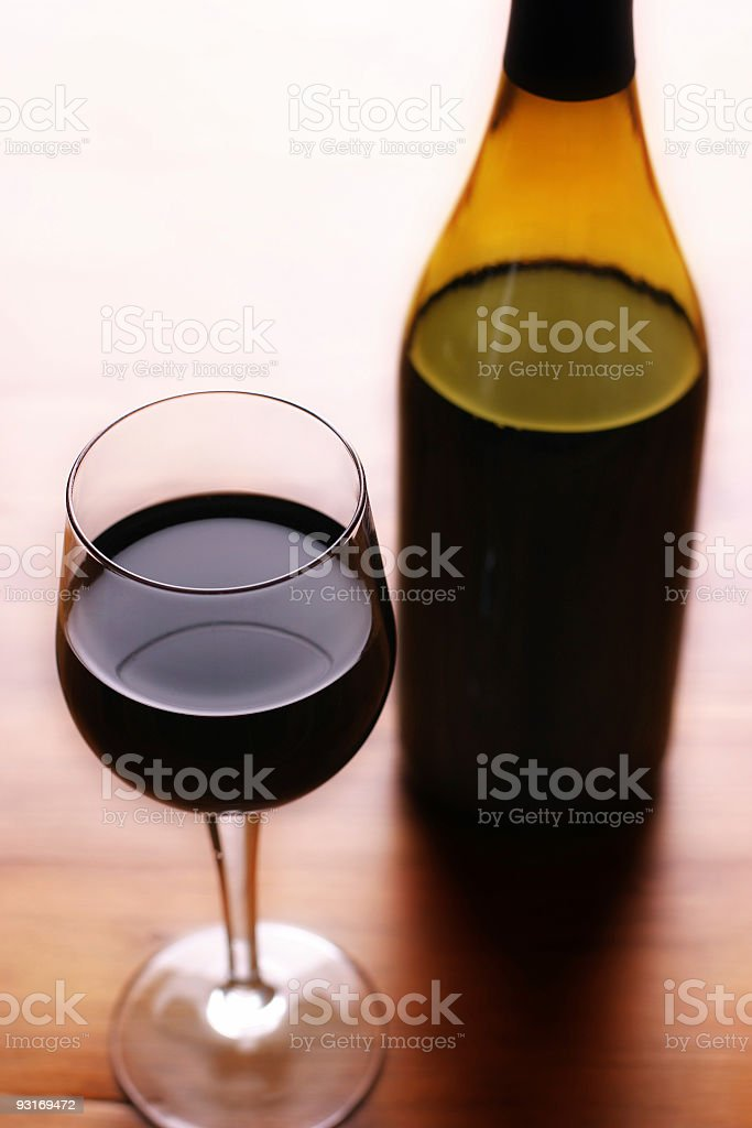 Red Wine Dream royalty-free stock photo