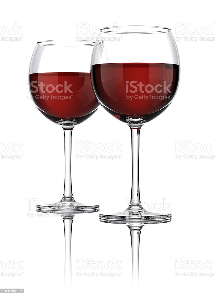 Red wine royalty-free stock vector art