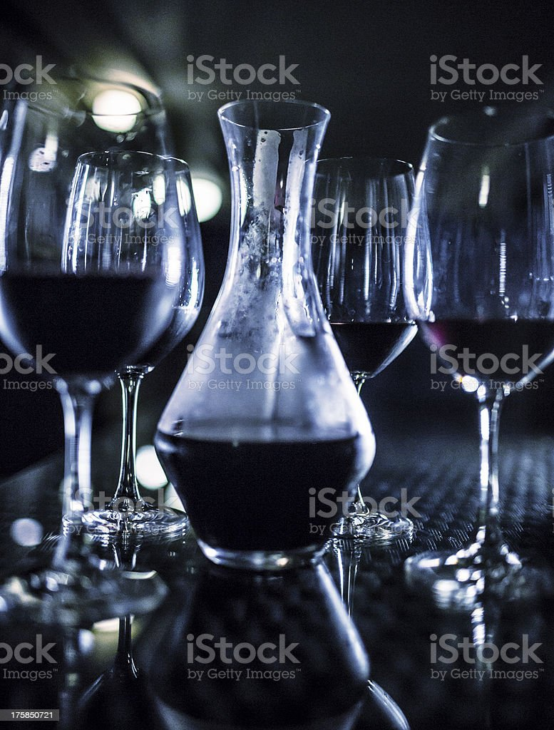 Red wine royalty-free stock photo