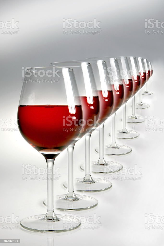 vino rosso royalty-free stock photo