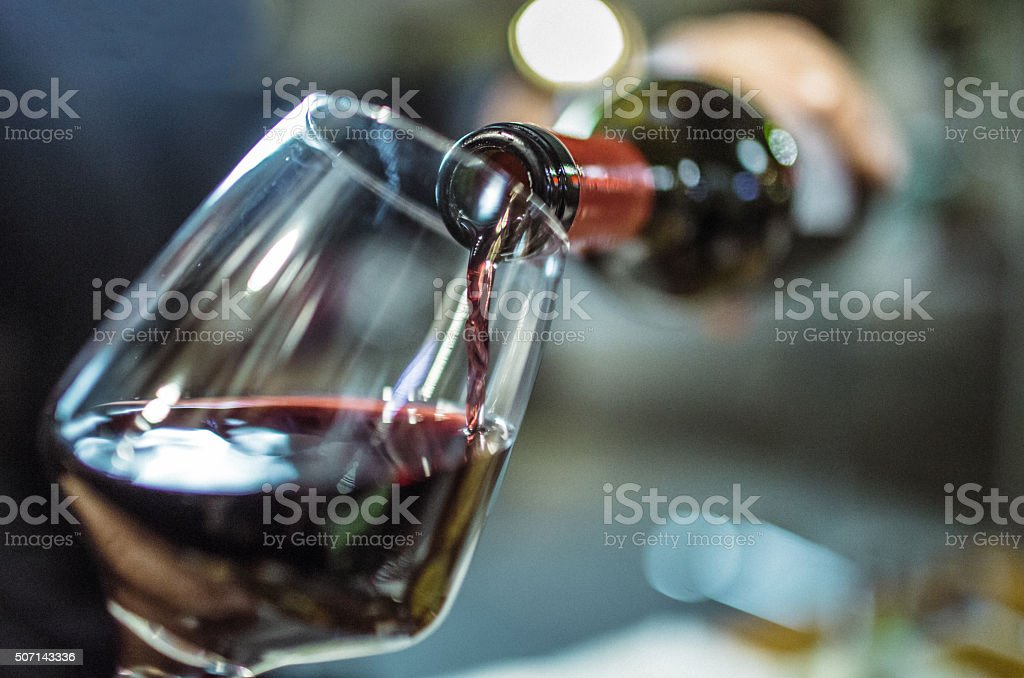 Vin rouge - Photo