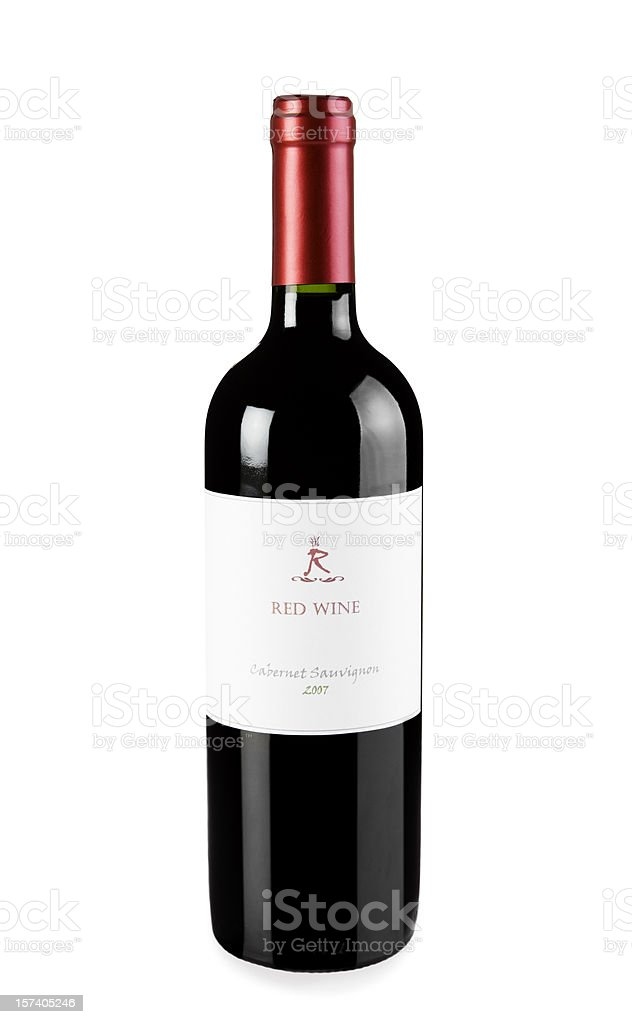 Red Wine with property release stock photo