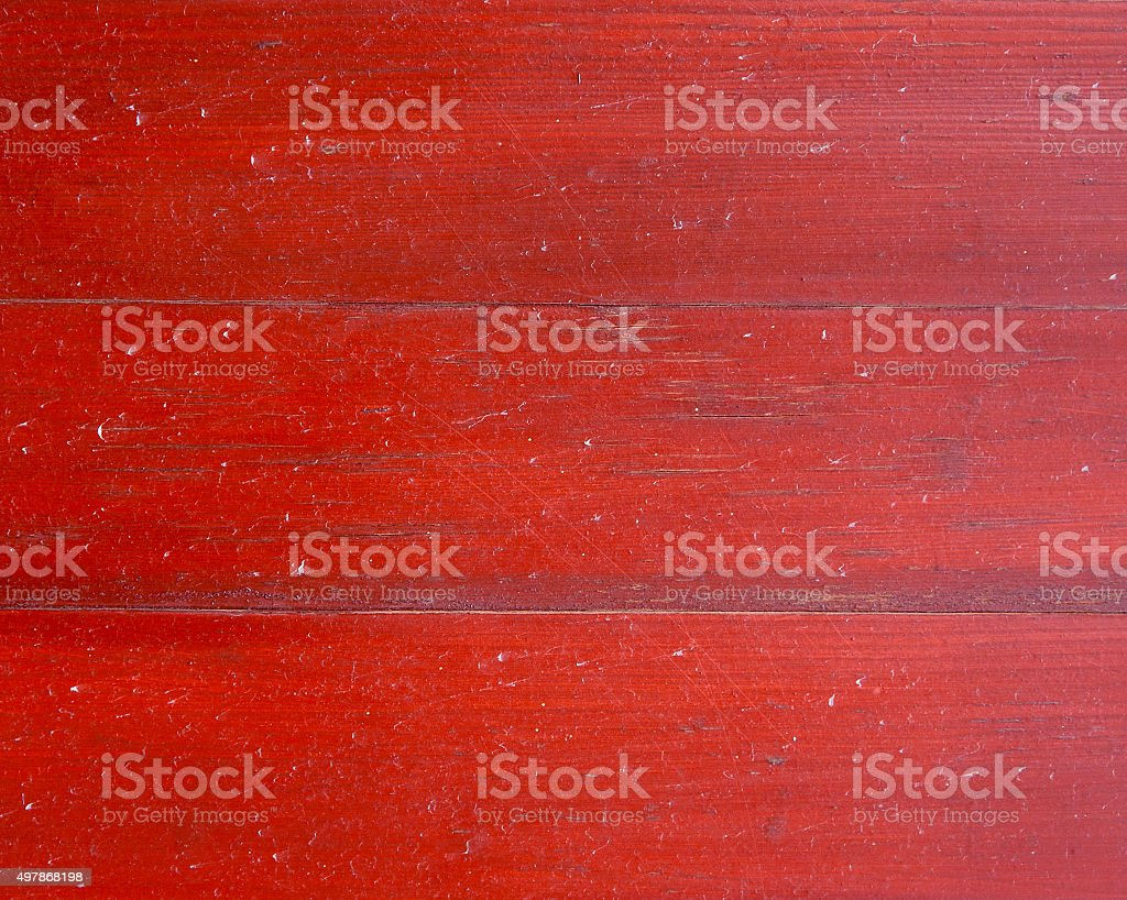 Red Wood Texture stock photo