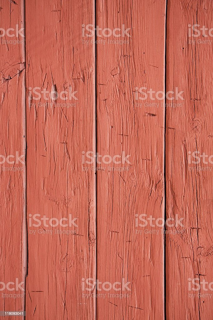 Red wood wall royalty-free stock photo