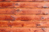 Red wooden planks texture