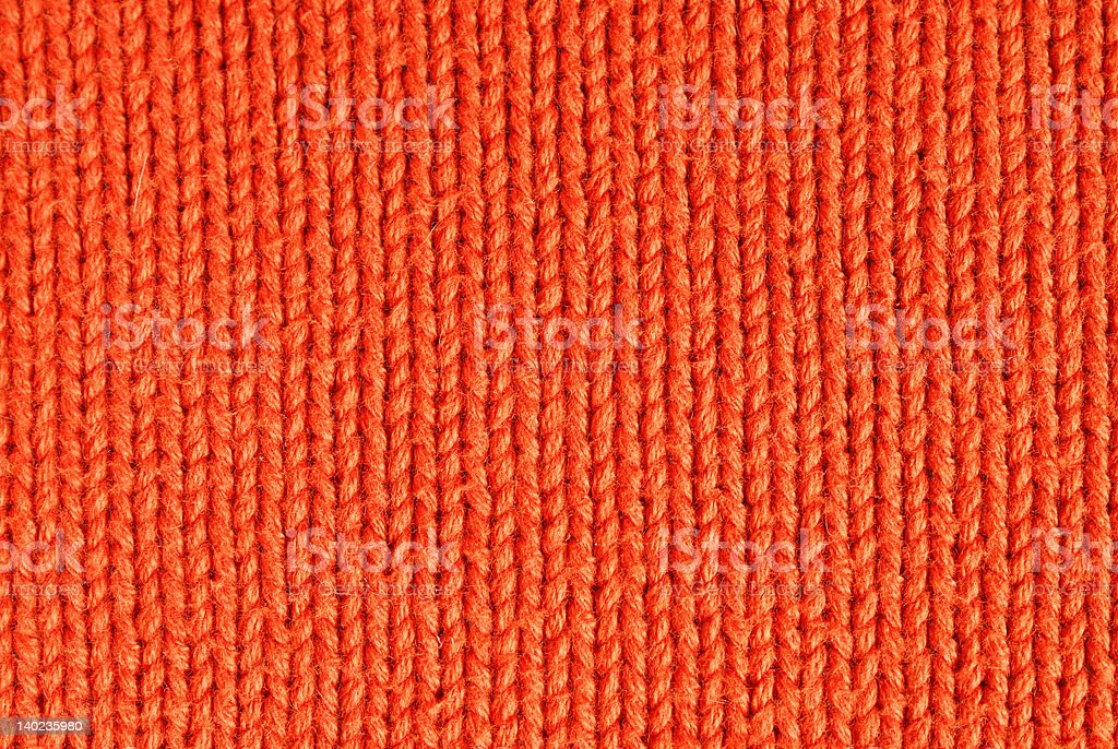 red wool sweater texture royalty-free stock photo