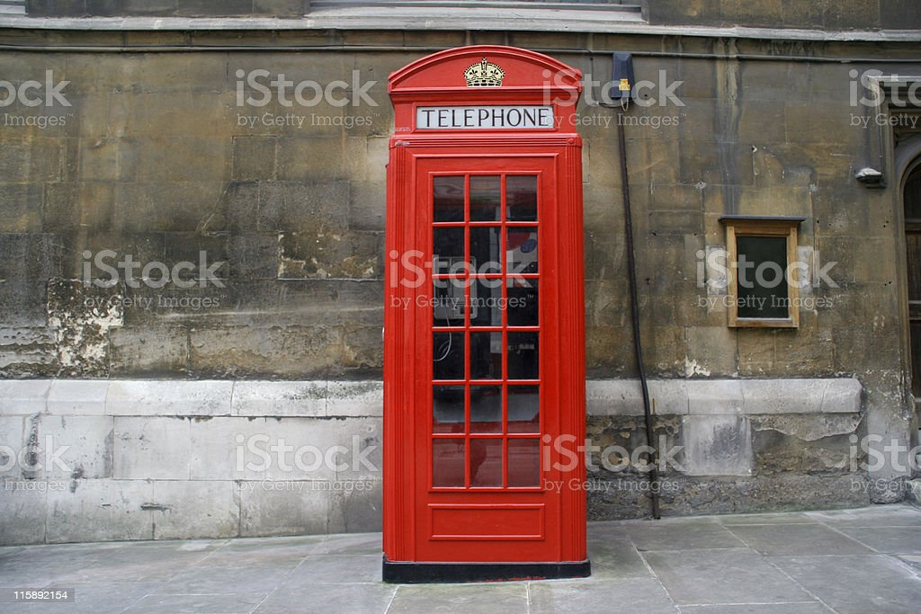 red_phone royalty-free stock photo
