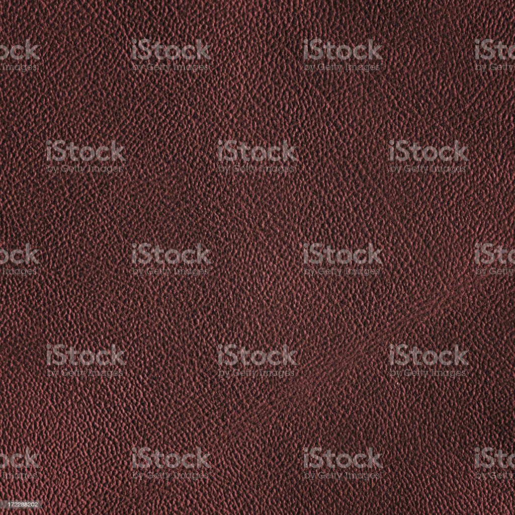 reddish brown authentic leather stock photo
