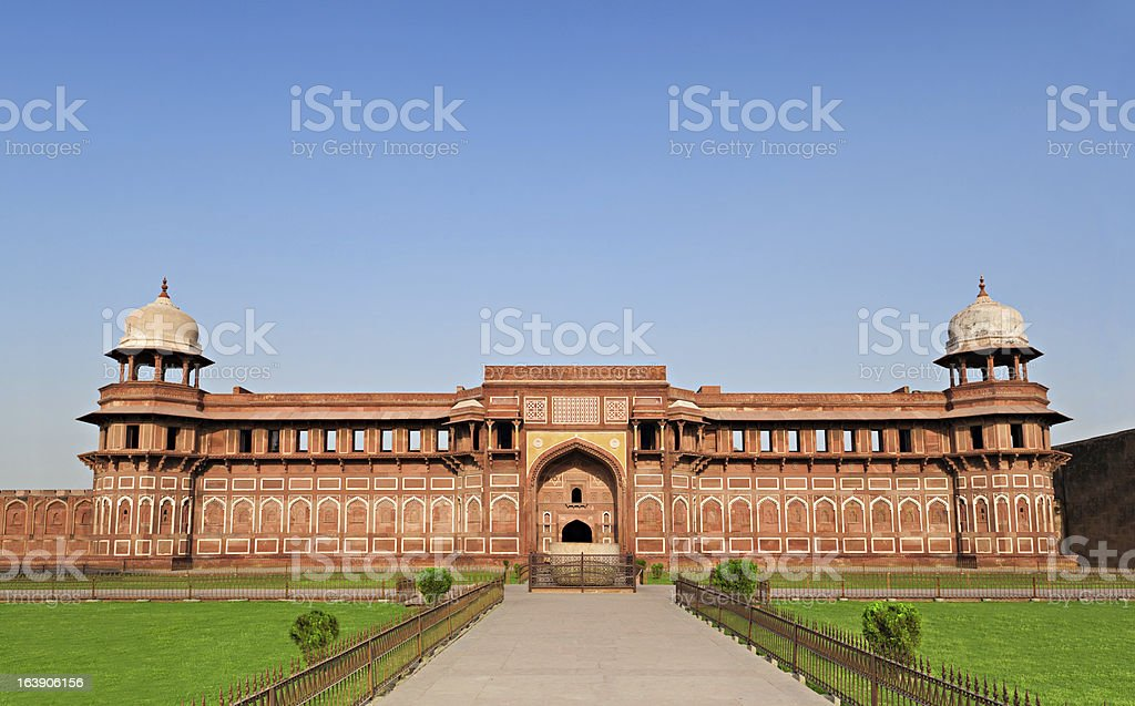 Redi Fort, India royalty-free stock photo