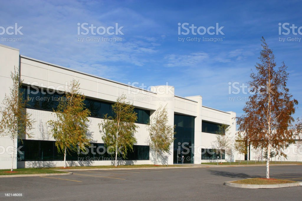 Redoutable Entreprise royalty-free stock photo