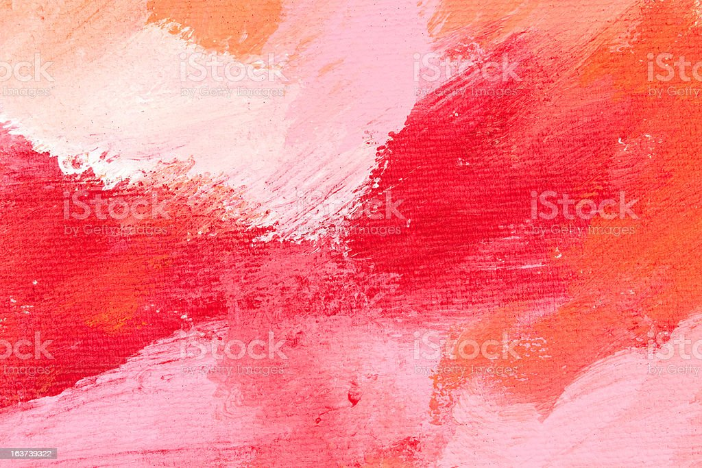Red,pink,orange and white abstract background royalty-free stock photo