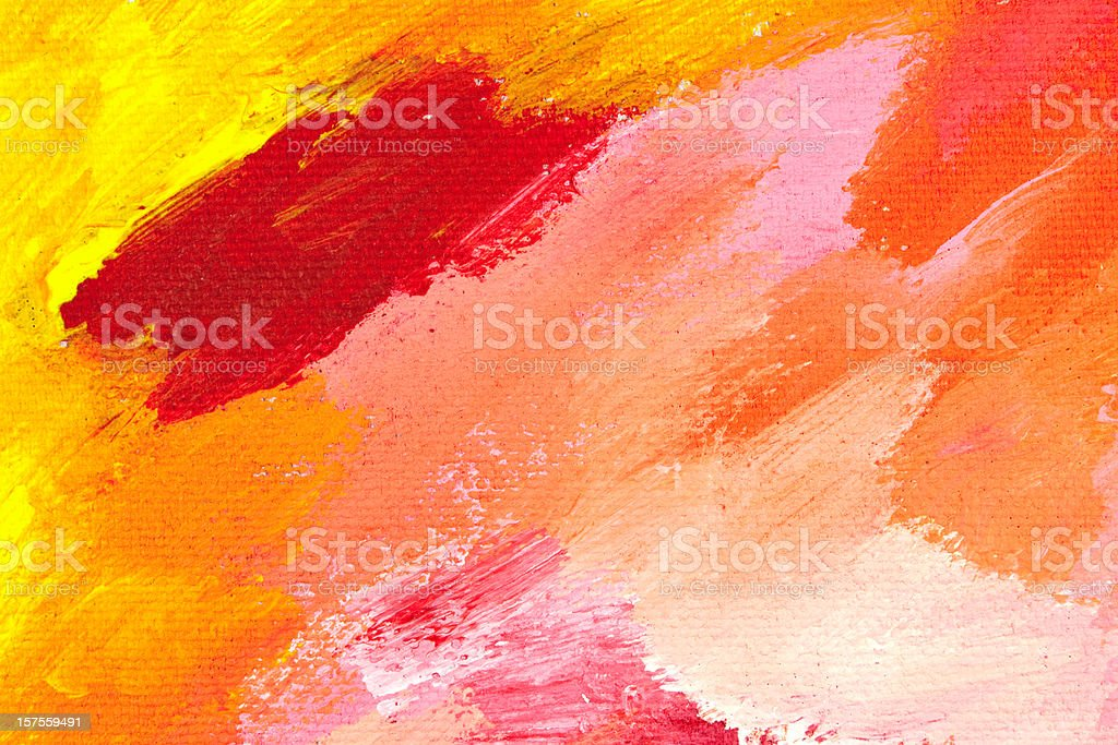 Red,pink,orange and yellow abstract background royalty-free stock vector art