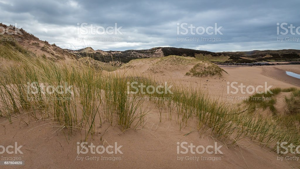 Redpoint Beach stock photo