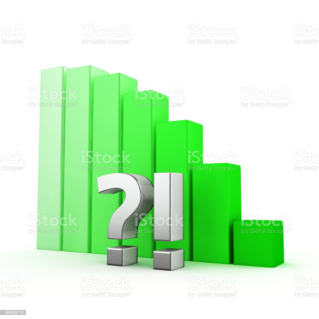 Reduction of Uncertainty stock photo
