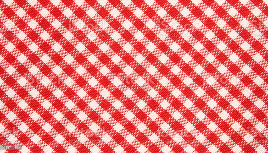 red/white grid pattern stock photo