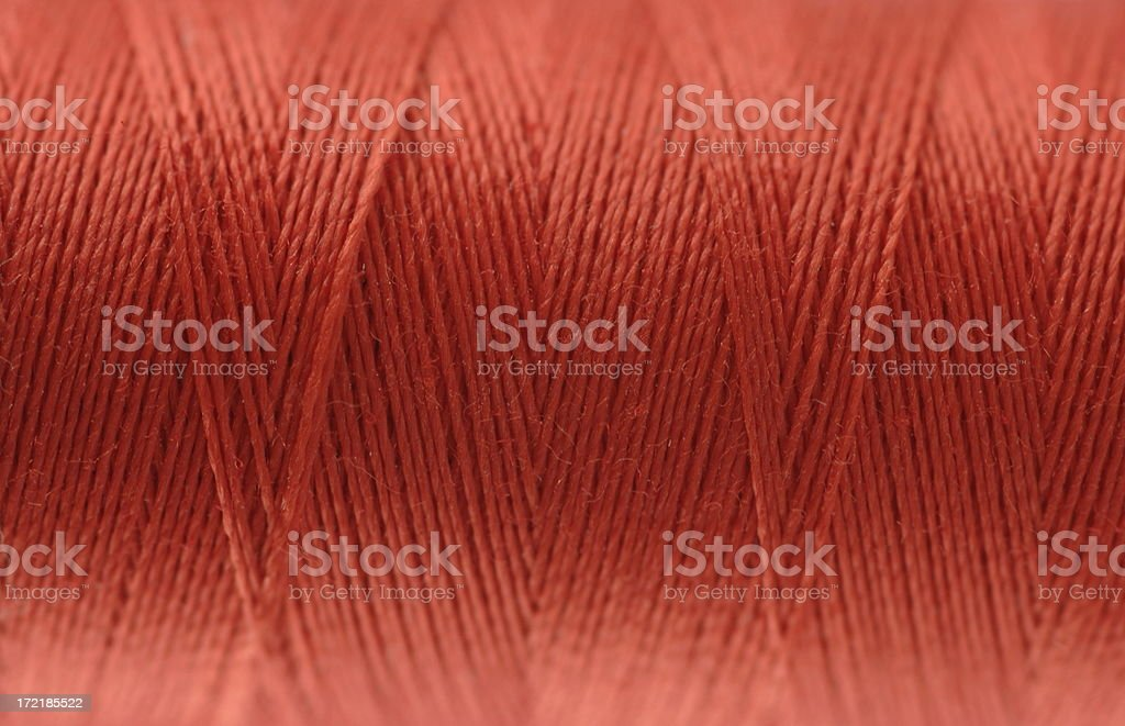 reel of thread royalty-free stock photo