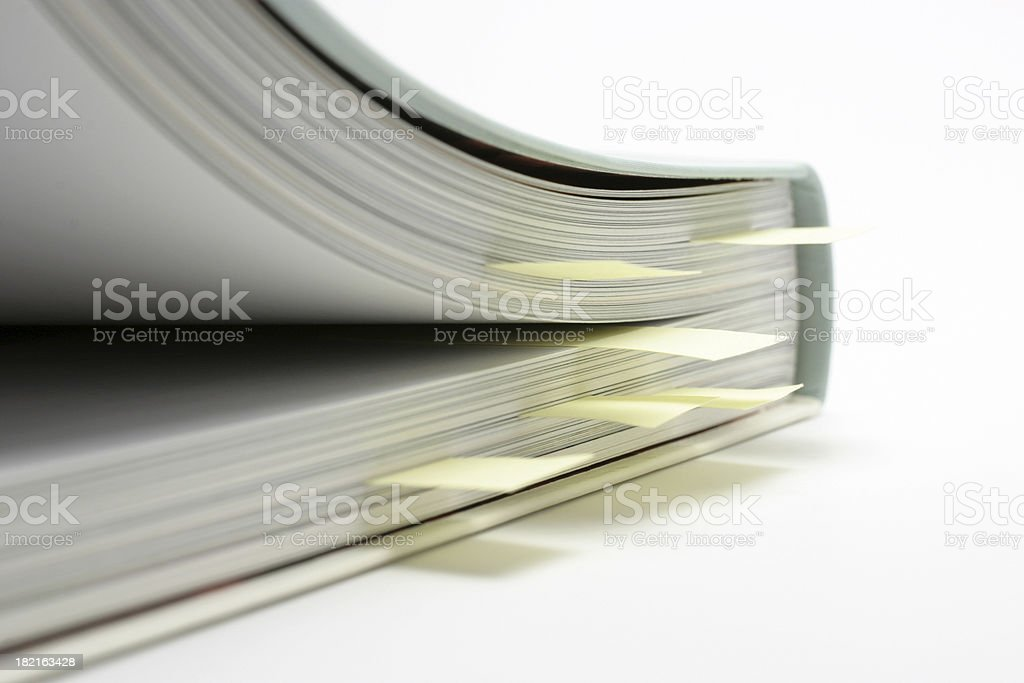 Reference royalty-free stock photo