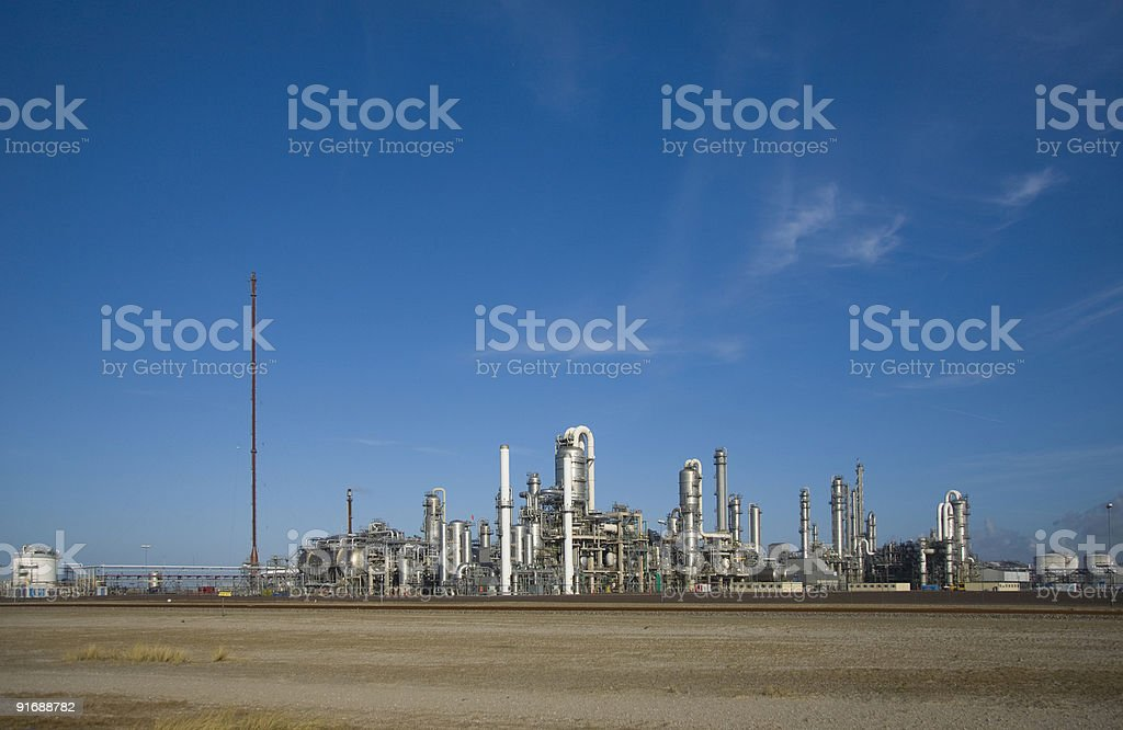 Refinery 11 royalty-free stock photo