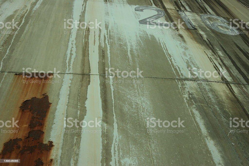 Refinery tank close 5 stock photo