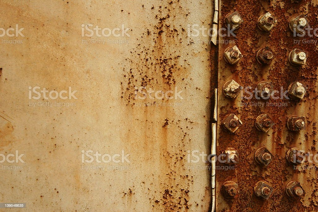 Refinery tank close 8 stock photo
