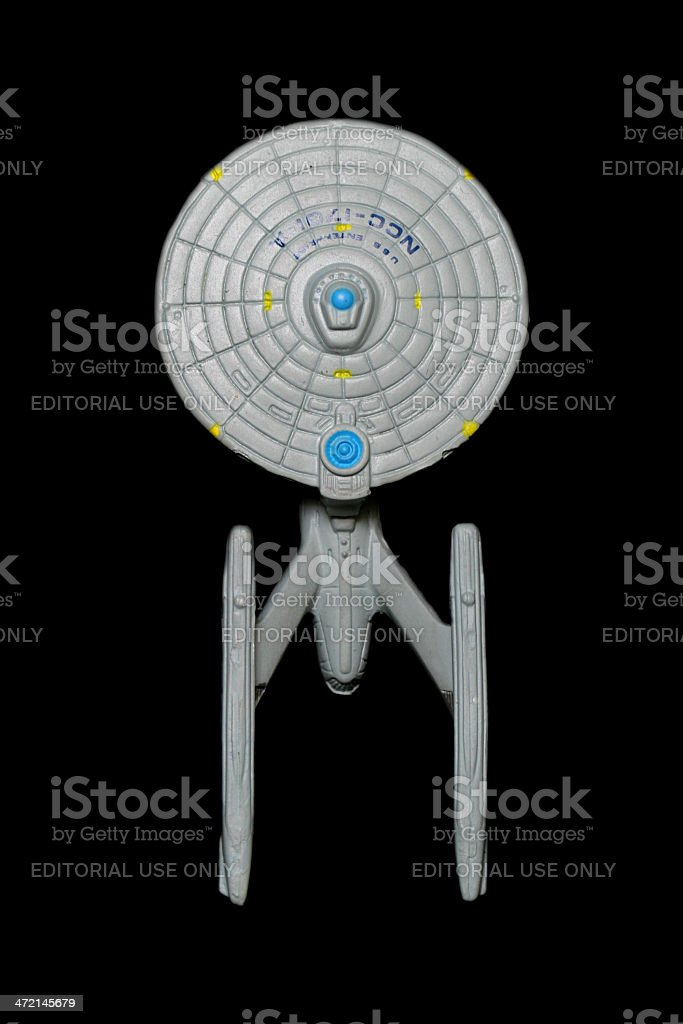 Refit Enterprise stock photo
