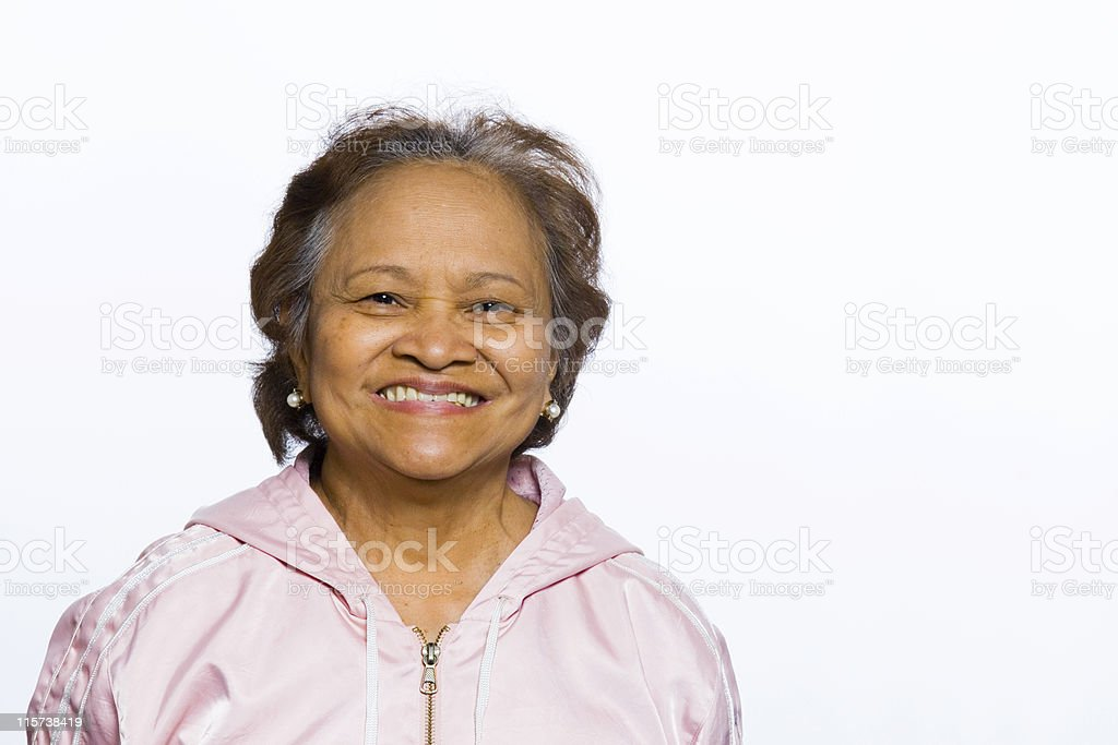 Reflecting Retirement royalty-free stock photo