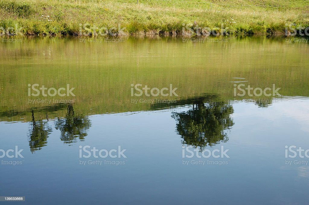 reflection III royalty-free stock photo