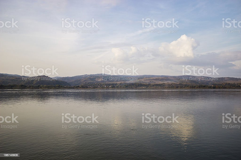 Reflection of Nature in Water royalty-free stock photo