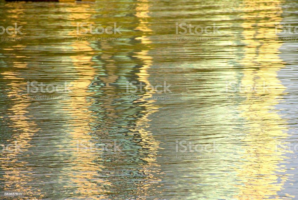 Reflection stock photo