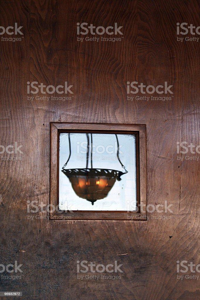 Reflet photo libre de droits