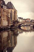 Reflectionof the Bridge