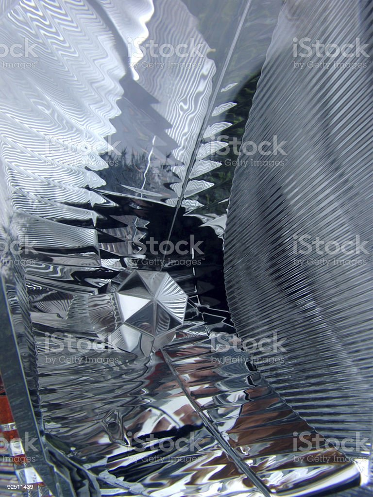 Reflections. royalty-free stock photo