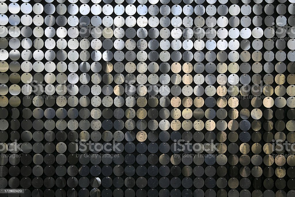 Reflective Background royalty-free stock photo