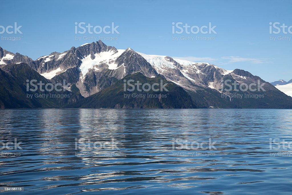 Reflective View royalty-free stock photo
