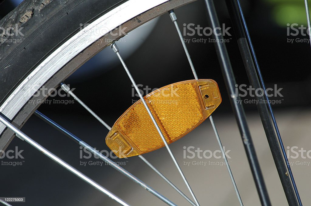 Reflector royalty-free stock photo