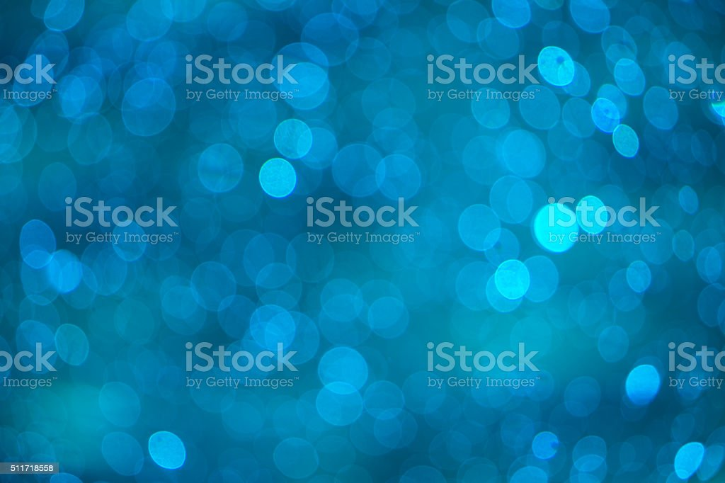 Refreshing blue watery background stock photo