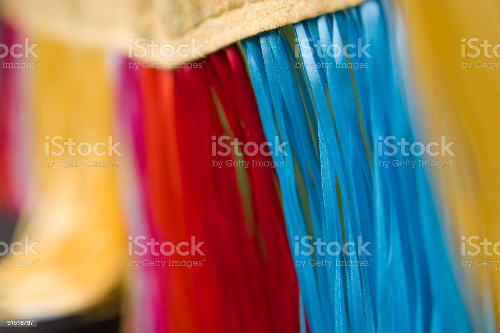 Regalia Rainbow stock photo